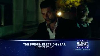 DIRECTV Cinema TV Spot, 'The Purge: Election Year' - Thumbnail 8