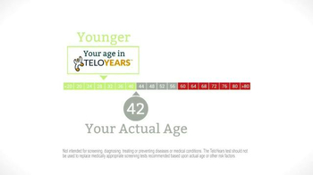 TeloYears TV Spot, 'Cellular Age' - Thumbnail 7