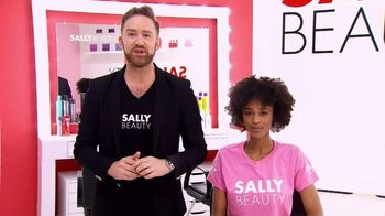 Sally Beauty Supply Fall Color Sale TV Spot, 'Lifetime: Natural Curls'