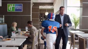 Holiday Inn Express TV Spot, 'Go Team' Featuring Rob Riggle - Thumbnail 2