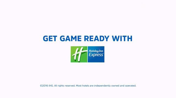 Holiday Inn Express TV Spot, 'Go Team' Featuring Rob Riggle - Thumbnail 3