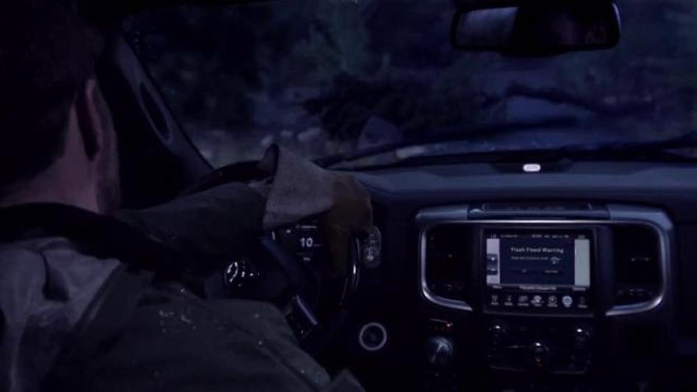 Ram Trucks Power Days TV Commercial, '2016 1500 Laramie Crew Cab: Depend on This'