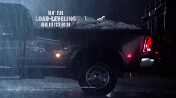Ram Trucks Power Days TV Spot, '2016 1500 Laramie Crew Cab: Depend on This' - Thumbnail 3