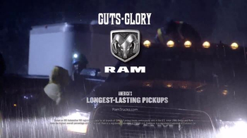 Ram Trucks Power Days TV Spot, '2016 1500 Laramie Crew Cab: Depend on This' - Thumbnail 5