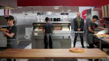 Pizza Hut $6.99 Any Deal TV Spot, 'Conspiracy Theorist' - Thumbnail 2