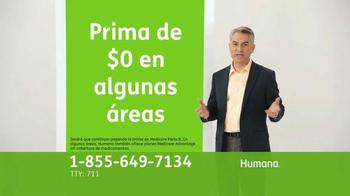 Humana All-in-One Medicare Advantage Plan TV Spot, 'Salud' [Spanish] - Thumbnail 8