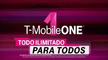 T-Mobile One TV Spot, 'iPhone 7 merece datos ilimitados' [Spanish] - Thumbnail 5