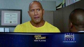 DIRECTV Cinema TV Spot, 'Central Intelligence' - 240 commercial airings
