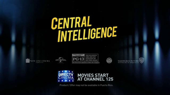 DIRECTV Cinema TV Spot, 'Central Intelligence' - Thumbnail 7