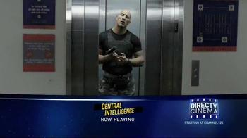 DIRECTV Cinema TV Spot, 'Central Intelligence' - Thumbnail 3