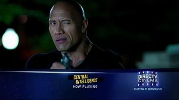 DIRECTV Cinema TV Spot, 'Central Intelligence' - Thumbnail 5