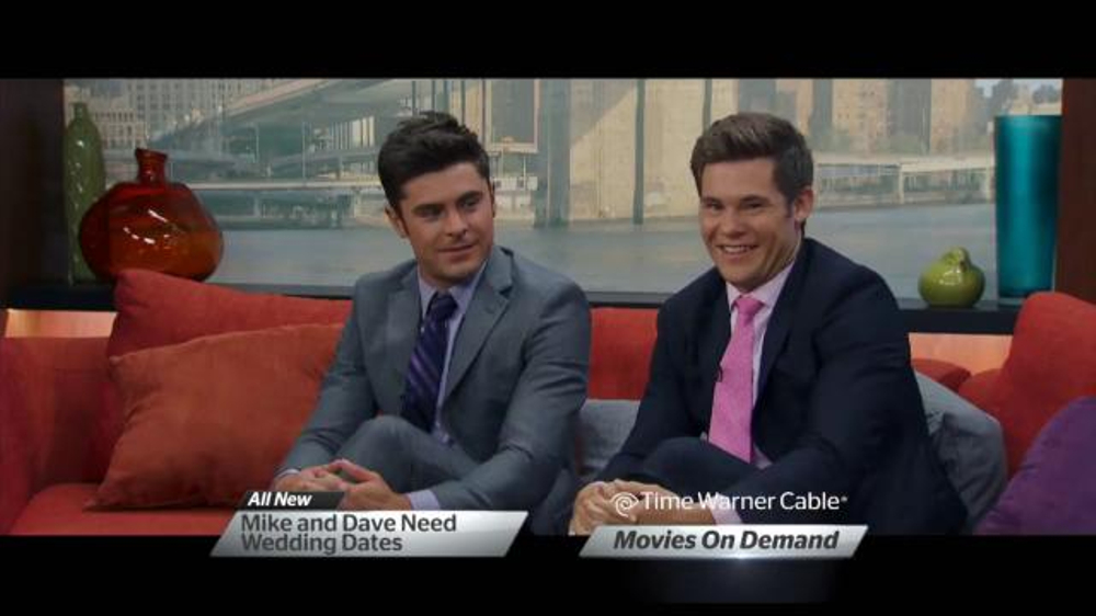 Movies Like Mike And Dave Need Wedding Dates.Time Warner Cable On Demand Tv Commercial Mike And Dave Need Wedding Dates Video