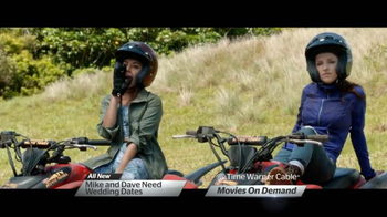Time Warner Cable On Demand TV Spot, 'Mike and Dave Need Wedding Dates' - Thumbnail 6