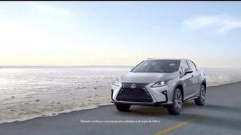Lexus RX TV Spot, 'Soñar' [Spanish] - Thumbnail 7