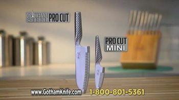 Gotham Steel Pro Cut TV Spot, 'Perfectly Balanced' Featuring Graham Elliott