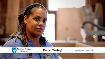 National American University TV Spot, 'Get the Credit You Deserve'