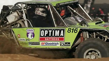 Optima Batteries TV Spot, 'Lucas Murphy's Ultra4' - Thumbnail 4