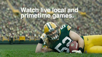 Verizon NFL Mobile TV Spot, 'Pile' Featuring Clay Matthews - Thumbnail 7