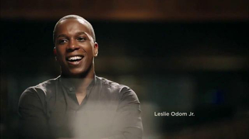 Nationwide Insurance TV Spot, \'Songs for All Your Sides\' Ft Leslie Odom Jr.