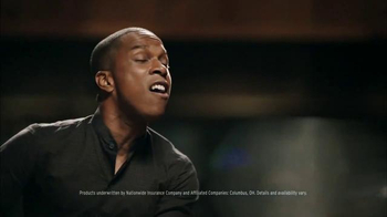 Nationwide Insurance TV Spot, 'Songs for All Your Sides' Ft Leslie Odom Jr. - Thumbnail 7