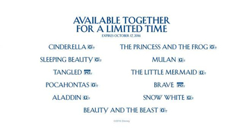 XFINITY On Demand TV Spot, 'Beauty and the Beast: Disney Princesses' - Thumbnail 7