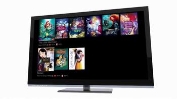 XFINITY On Demand TV Spot, 'Beauty and the Beast: Disney Princesses' - Thumbnail 8