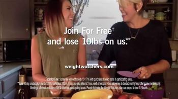 Weight Watchers TV Spot, 'Eat the Foods You Love' Featuring Oprah Winfrey - Thumbnail 9