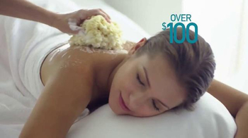 Spin Spa TV Spot, 'Pamper Your Body' - 3834 commercial airings