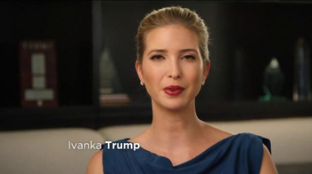 Donald J. Trump for President TV Spot, \'Motherhood\' Featuring Ivanka Trump