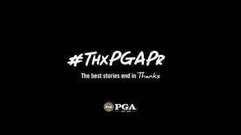 PGA TV Spot, 'Thank You, Arnold Palmer' - Thumbnail 9