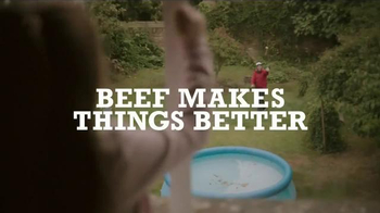 Arby's TV Spot, 'We Have the Beef: Niece' Featuring Andrew Johnston - Thumbnail 6