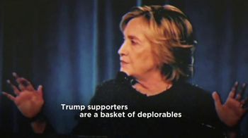 Donald J. Trump for President TV Spot, 'Do You Really Need to Ask?' - 116 commercial airings