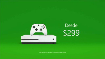Xbox One S TV Spot, 'Sistema de lujo' [Spanish] - Thumbnail 9