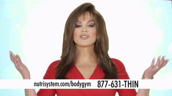 Nutrisystem Turbo 10 TV Spot, 'BodyGym' Featuring Marie Osmond - Thumbnail 1