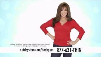 Nutrisystem Turbo 10 TV Spot, 'BodyGym' Featuring Marie Osmond - Thumbnail 8