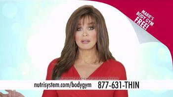 Nutrisystem Turbo 10 TV Spot, 'BodyGym' Featuring Marie Osmond - Thumbnail 3
