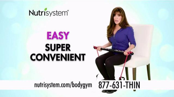 Nutrisystem Turbo 10 TV Spot, 'BodyGym' Featuring Marie Osmond - 121 commercial airings