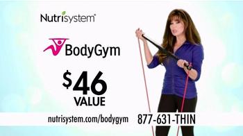 Nutrisystem Turbo 10 TV Spot, 'BodyGym' Featuring Marie Osmond - Thumbnail 7