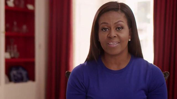 Hillary for America TV Spot, 'Our Children' Featuring Michelle Obama - 301 commercial airings