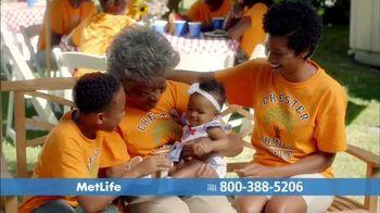 MetLife Guaranteed Acceptance Whole Life Insurance TV Spot, 'Generations'