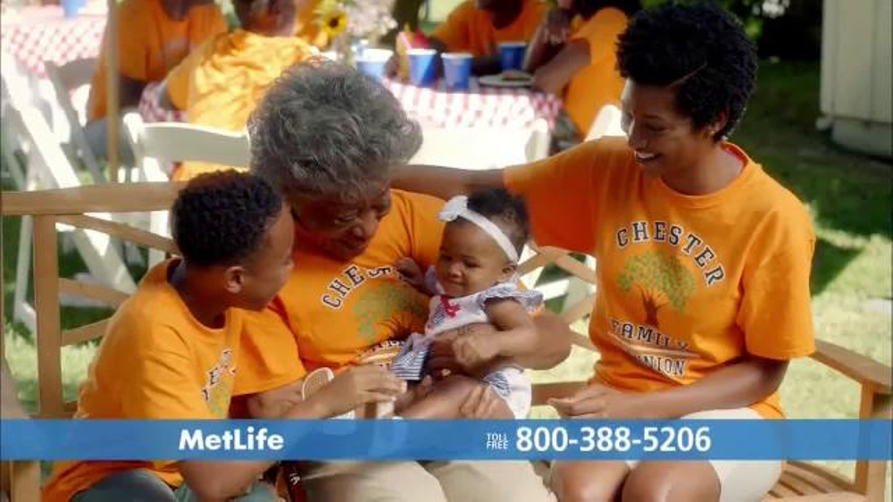 MetLife Guaranteed Acceptance Whole Life Insurance TV Commercial, 'Generations'
