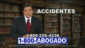 1-800-ABOGADO TV Spot, 'Limitado' [Spanish]