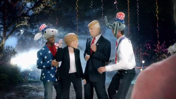 Party City TV Spot, '2016 Presidential Elections' - Thumbnail 4