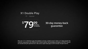 XFINITY X1 Double Play TV Spot, 'Competition' Featuring Chris Hardwick - Thumbnail 9