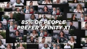 XFINITY X1 Double Play TV Spot, 'Competition' Featuring Chris Hardwick - Thumbnail 8