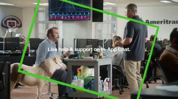 TD Ameritrade In-App Chat TV Spot, 'Comfort Pony' - Thumbnail 9