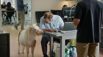 TD Ameritrade In-App Chat TV Spot, 'Comfort Pony' - Thumbnail 2