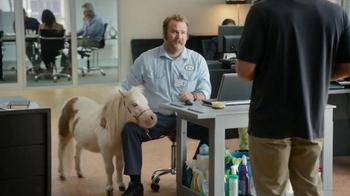TD Ameritrade In-App Chat TV Spot, 'Comfort Pony' - Thumbnail 4