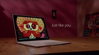 Microsoft Surface Book TV Spot, 'Jorge and Sandra Experience Surface Book' - Thumbnail 10
