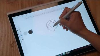 Microsoft Surface Book TV Spot, 'Jorge and Sandra Experience Surface Book' - Thumbnail 4